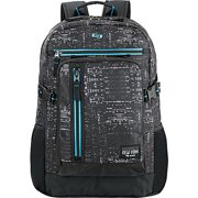 Solo Midnight 15.6 Laptop Backpack Black