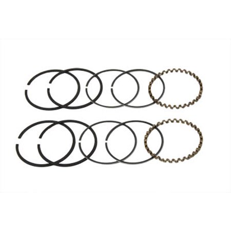 74 FLH Piston Ring Set .080 Oversize,for Harley Davidson