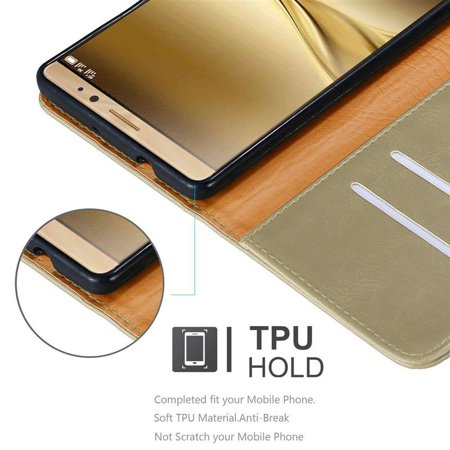 Cadorabo Case for Huawei MATE 8 cover - with Magnetic Closure, Stand Function and Card Slot - image 4 de 5
