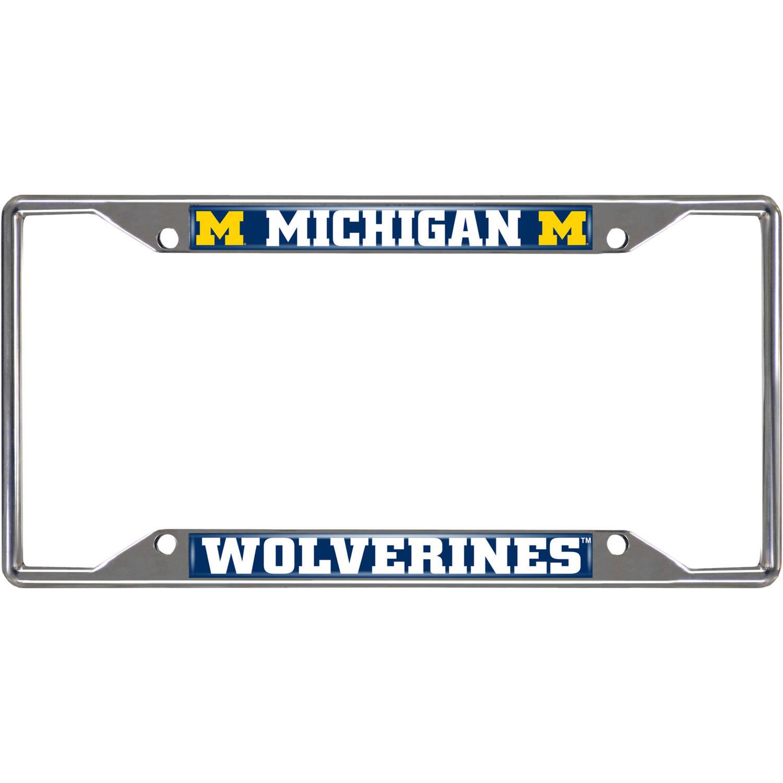 University of Michigan License Plate Frame