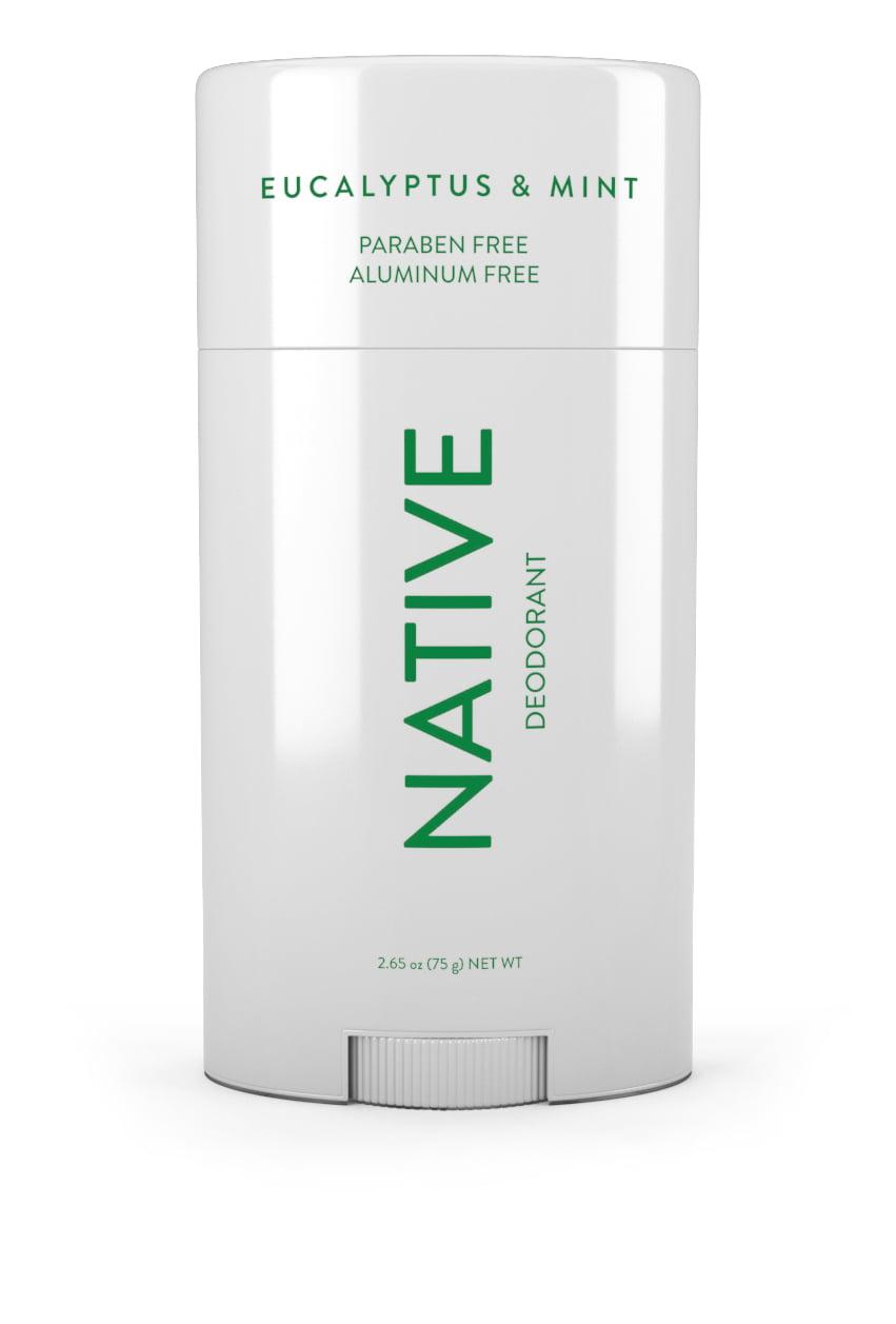 Native Eucalyptus & Mint Deodorant for Women - 2.65oz