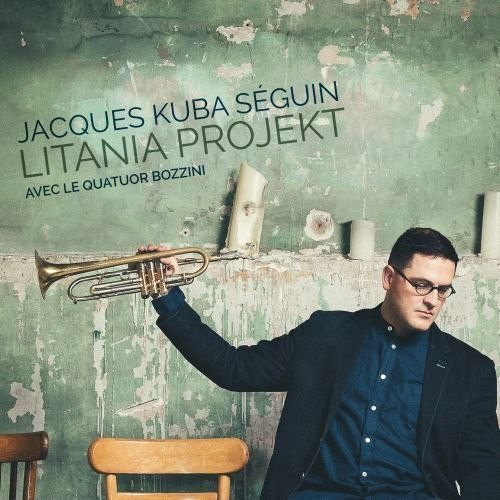 Jacques Kuba Seguin Litania Projekt [CD] by
