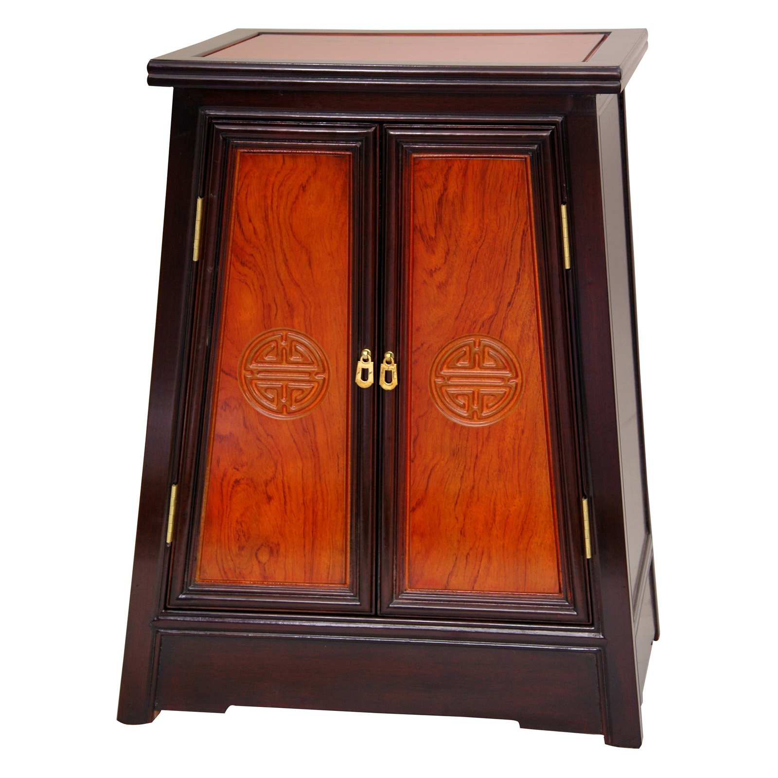 Rosewood Long Life Cabinet, Two-tone