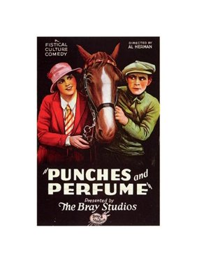 """Punches and Perfume - movie POSTER (Style A) (11"""" x 17"""") (1926)"""