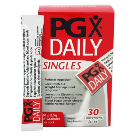 Natural Factors Pgx Daily Weight Loss Sticks 30 Ea Walmart Com