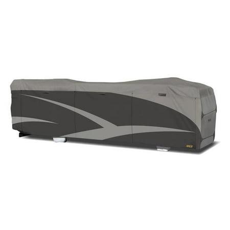 Adco A1V-52208 40 ft. 1 in. - 43 ft. SFS Aqua Shed Class A RV - Aqua Shed Contoured Rv Cover