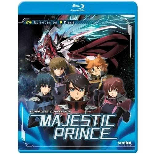 Majestic Prince: The Complete Collection (Blu-ray)
