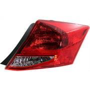 <b> New Tail Light Assembly RH Side Fits 2011-2012 Honda Accord Coupe HO2801178 33500TE0A11 <b/>