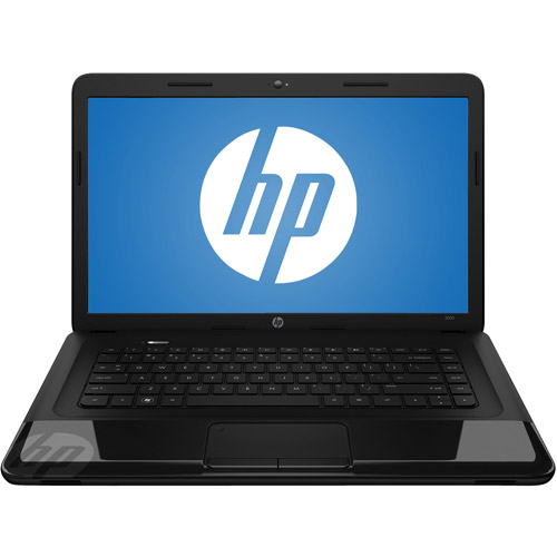 Drivers HP 2000-2b16NR Quick Start Menu