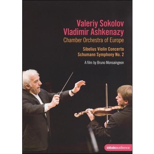 Valeriy Sokolov / Vladmir Ashkenazy: Sibelius Violin Concerto / Schumann Symphony No. 2 (Widescreen)