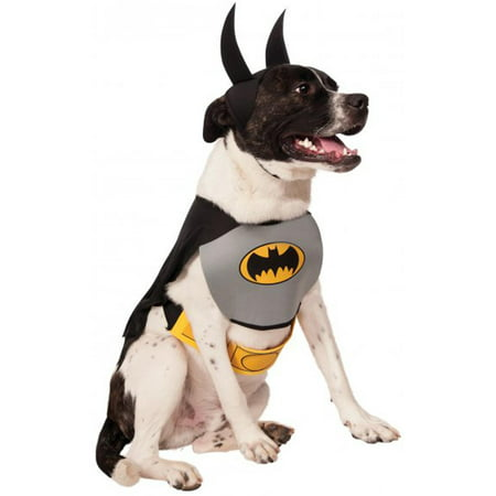 Batman Dog Costume - Large - Best Dog Costumes Ever