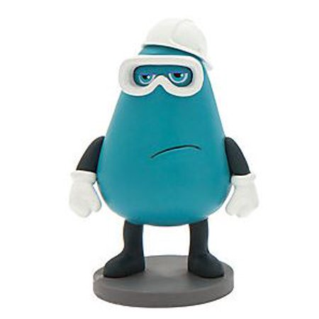 Disney / Pixar Inside Out Construction Worker 3 Mini PVC Figure [Loose
