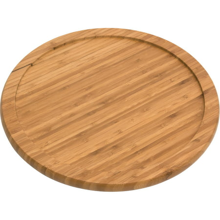 Lipper International Bamboo 14-Inch Turntable (Lipper Bamboo)