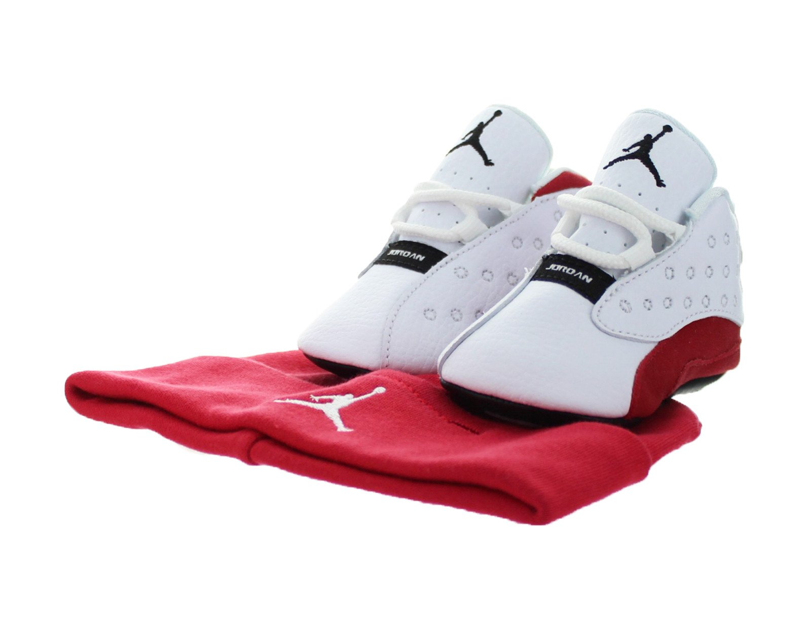 best website 9e4b8 be368 ... usa kids air jordan 13 retro crib gift pack og chicago white black true  re 1384b
