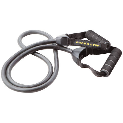 Gold's Gym Long Resistance Tube, Extra Heavy Resistance
