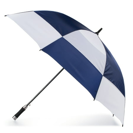 totes SunGuard® Vented One-touch Auto Open Golf Umbrella with Neverwet® ()