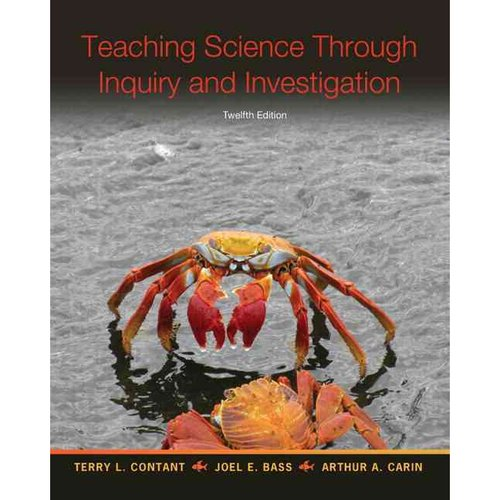 Teaching Science Through Inquiry and Investigation Pearson Etext Access Card