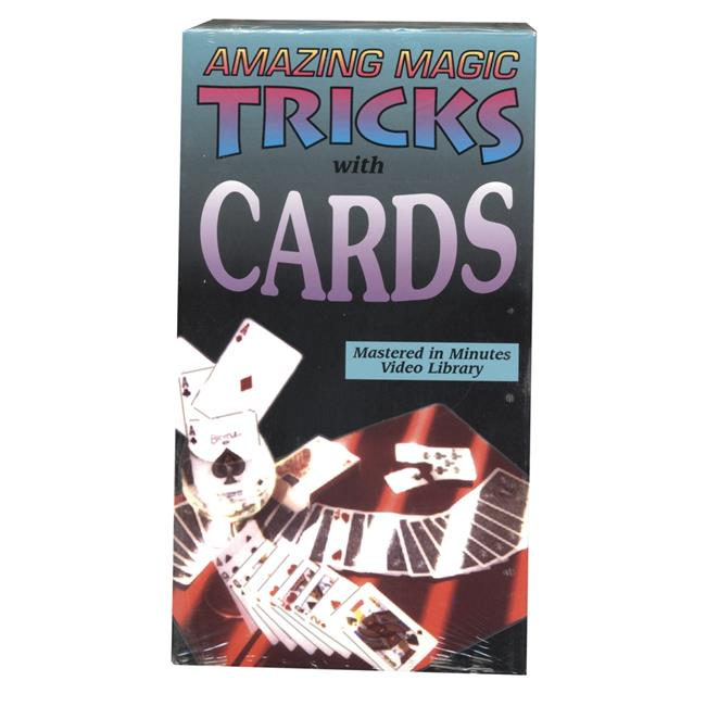 Video 25 Tricks Cards Costume