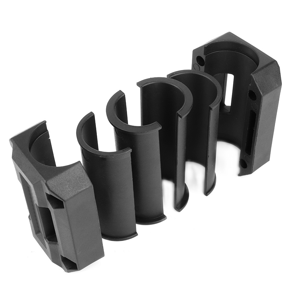 Bumper Guard Blocks,5 Pair Universal Motorcycle Engine Guard Bumper Block Protection Decor Fit For R1200GS R1150GS 22//25//28mm