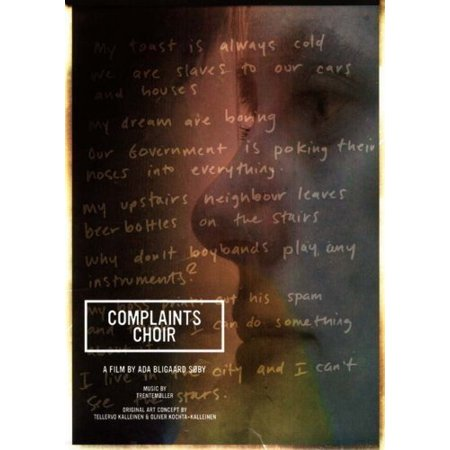 Complaints Choir [ NON-USA FORMAT, PAL, Reg.0 Import - Denmark (Best Rate Usa Complaints)