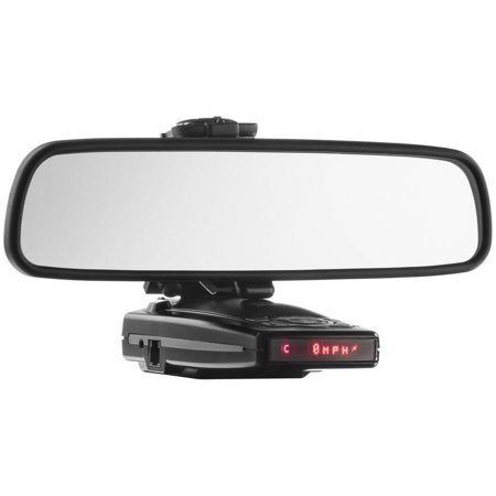 RadarMount.com Mirror Mount Radar Detector Bracket  Escort 9500iX, 8500X50, Solo S3,