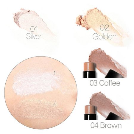 Waterproof Stick Shimmer Powder Cream Shadow Face Eyes Makeup Cosmetics HFON