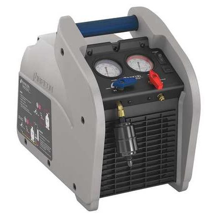 Oilless Refrigerant Recovery (Refrigerant Recovery Machine,115V INFICON 714-202-G1 )