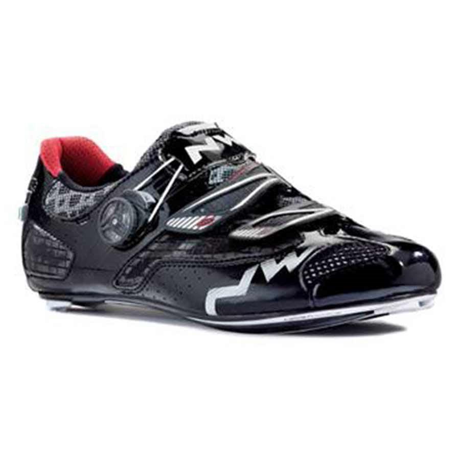 Northwave, Galaxy, Road shoes, Men's, Black, 43
