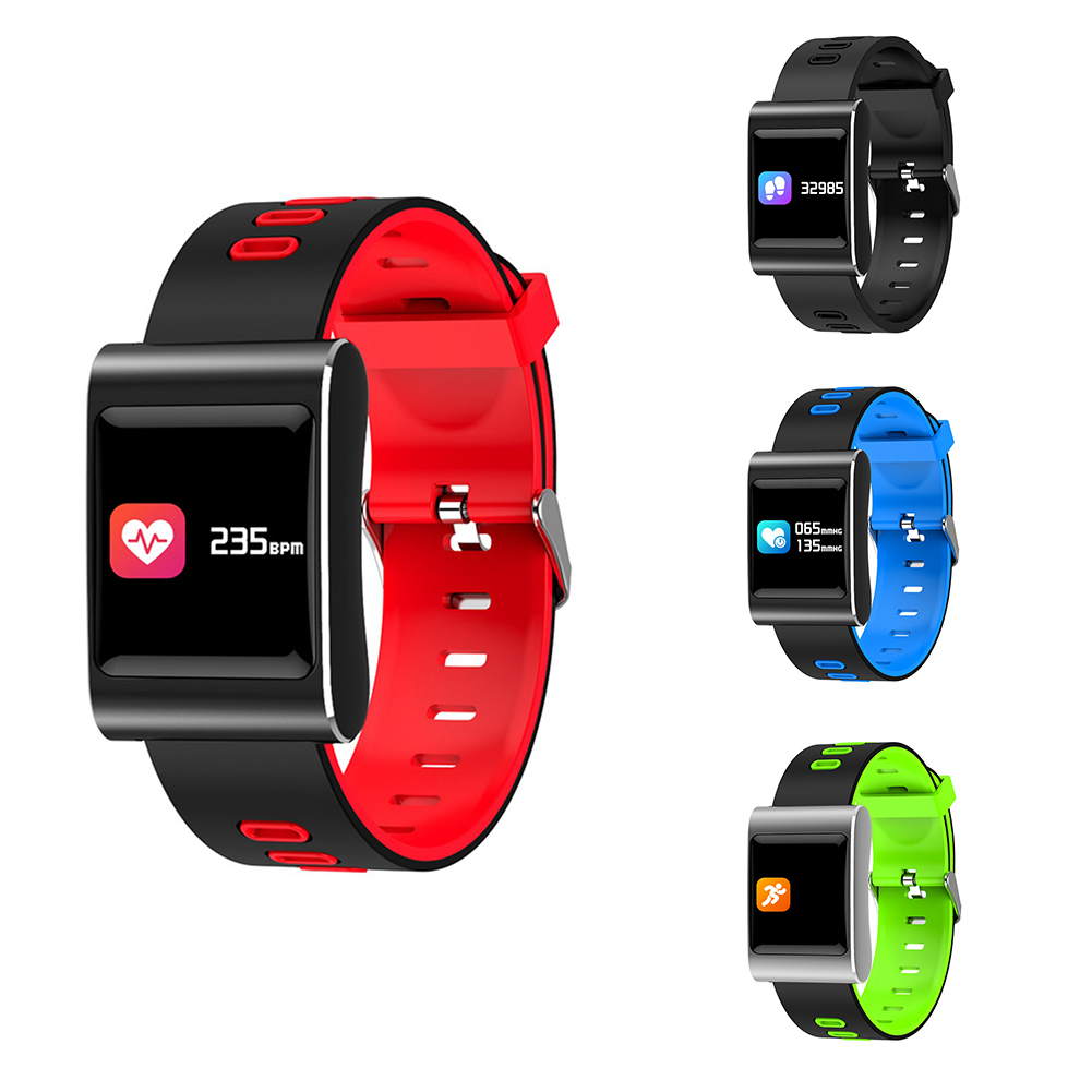 Fitness Tracker Smart Bracelet ,Sleep Monitor ,Activity Tracker Watch with Heart Rate Monitor, Bluetooth Sport Band Sleep Monitor For Android iOS Phone IP67