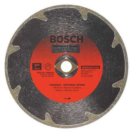 Premium Plus Diamond Blade - BOSCH Diamond Saw Blade,Wet/Dry Cutting Type DB768