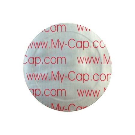 100 Foil Seals To Reuse Your Cbtl Capsules 1