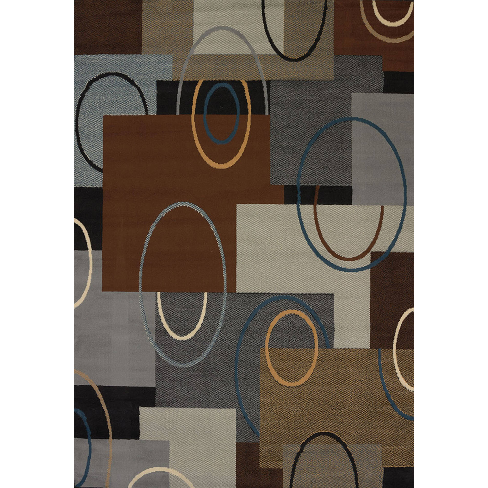 United Weavers Brunswick Bella Multi Woven Olefin Scatter Rug