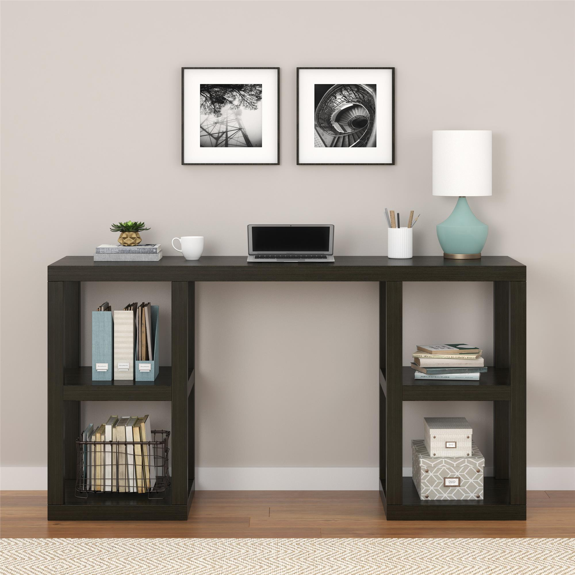 Mainstays Parsons Deluxe Desk, Multiple Colors Available