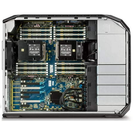 Refurbished HP Z8 G4 Workstation 2x Silver 4110 Eight Core 2.1Ghz 384GB RAM 500GB NVMe Quadro P2000 Win 10 - image 3 of 3