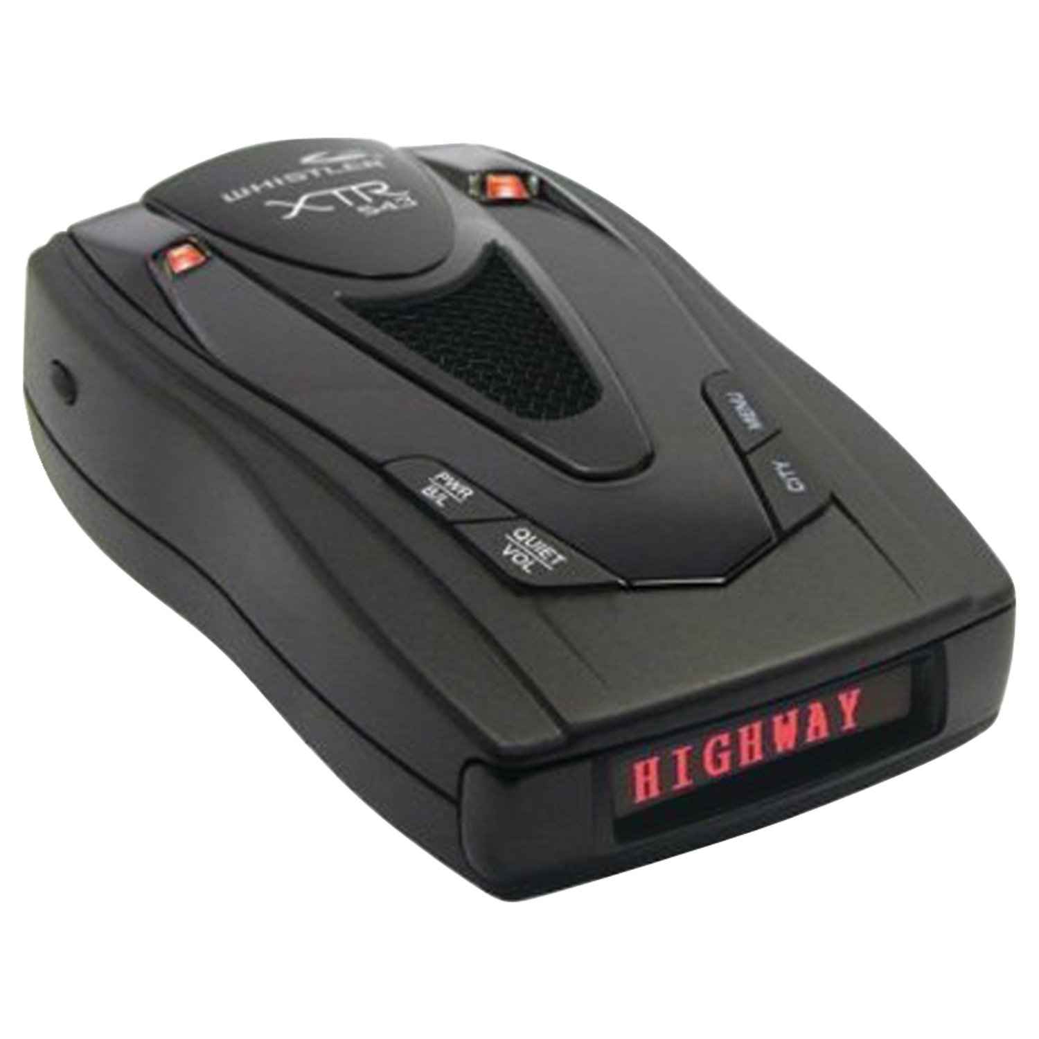 WHISTLER XTR-543 XTR-543 Battery-Operated Laser Radar Detector