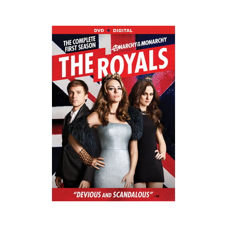 The Royals: The Complete First Season (DVD)