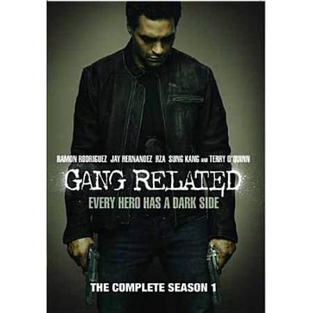 Gang Related: Season 1 (DVD)