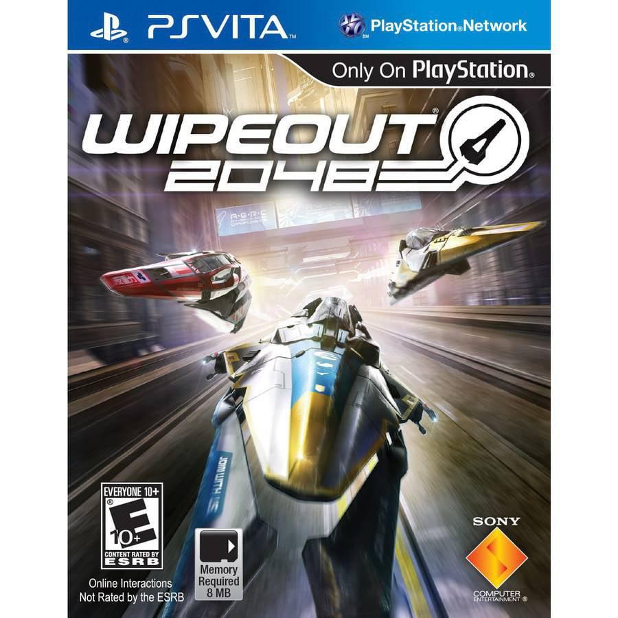 Wipeout (PS Vita)