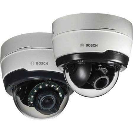 Bosch Camera - Bosch FLEXIDOME IP NDE-4502-A 2 Megapixel Network Camera - Color, Monochrome - H.265, H.264, Motion JPEG - 1920 x 1080 - 3 mm - 10 mm - 3.3x Optical - CMOS - Cable - Dome - Surface Mount, Wall Mount,