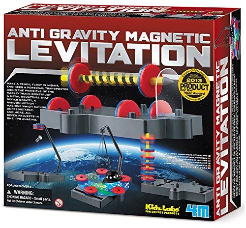 4M Anti Gravity Magnetic Levitation Gear Apparel Toys, 20...