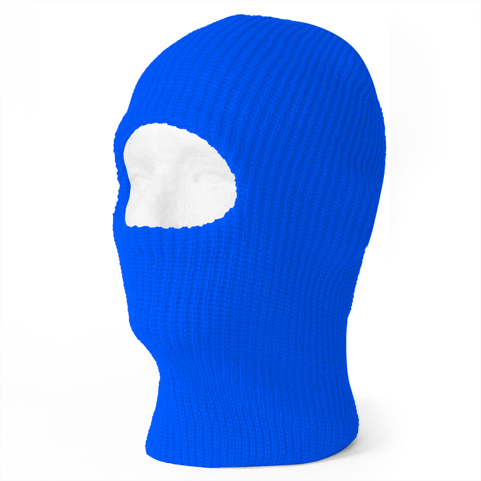 TopHeadwear One 1 Hole Ski Mask Royal by
