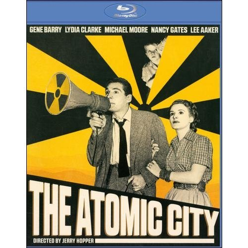 The Atomic City (1952) (Blu-ray) (Widescreen)