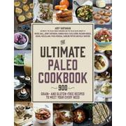 The Ultimate Paleo Cookbook (Paperback)