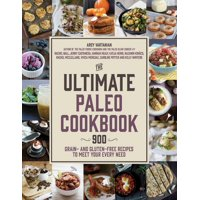 The Ultimate Paleo Cookbook (Paperback)
