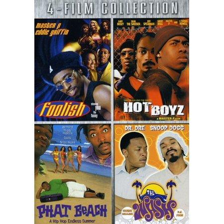 Foolish / Hot Boyz / Phat Beach / The Wash - Hot Semi Movie