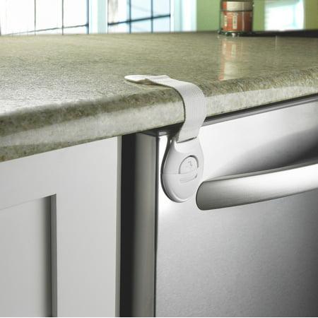 Safe & Shut® Dishwasher Locking Strap