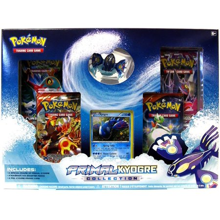 Pokemon Primal Kyogre EX Collection Box Sealed (Kyogre Ex)
