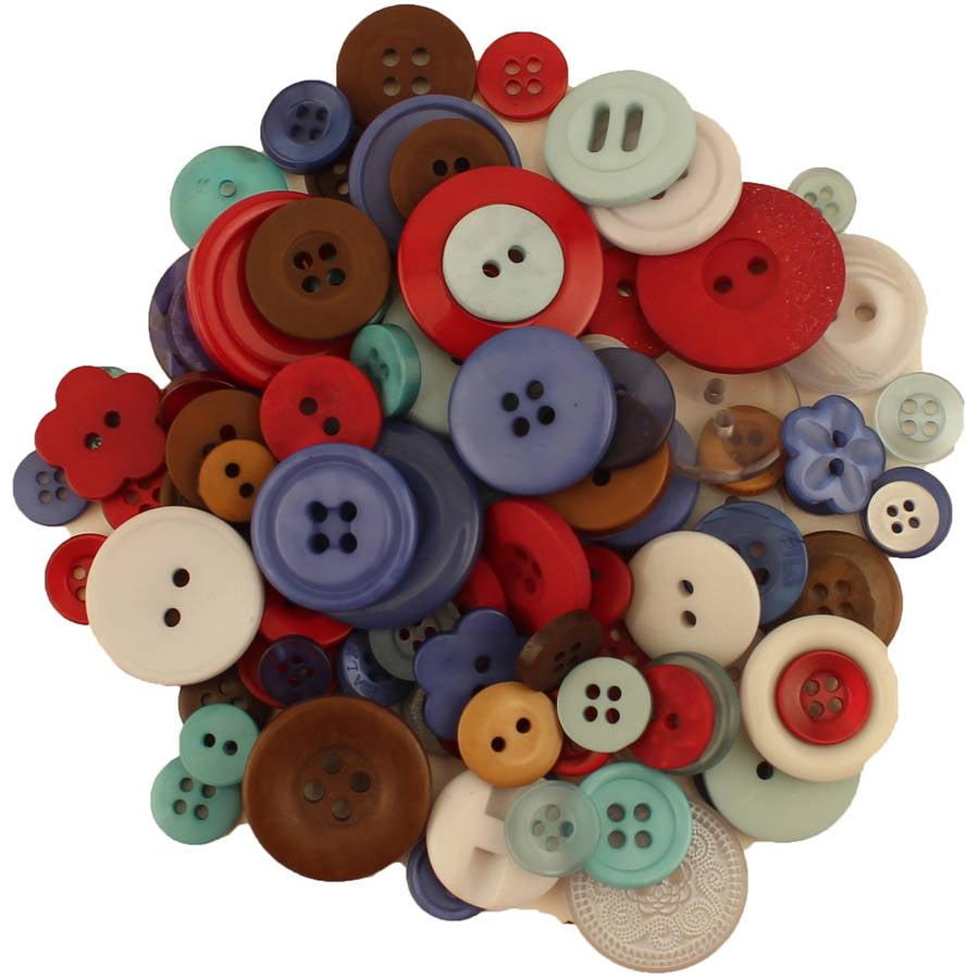 Buttons Galore Button Bonanza, Winter Wonderland