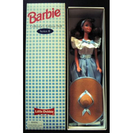 Barbie Collector's Edition Doll Series II : Little Debbie Snacks 1995 Edition