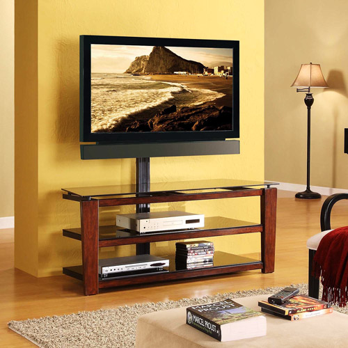 Whalen Swivel 3-in-1 TV Stand for TVs up to 60""